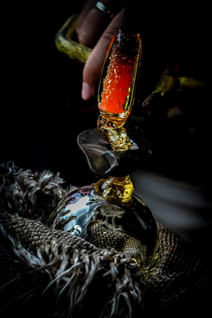 Shaping Glass by darylo