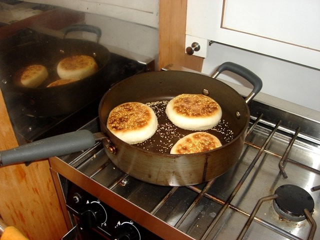 English Muffins by stownsend