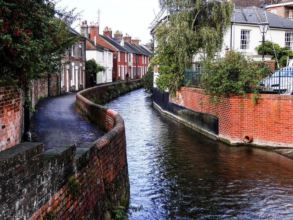 River path - 12-11 by barrowlane