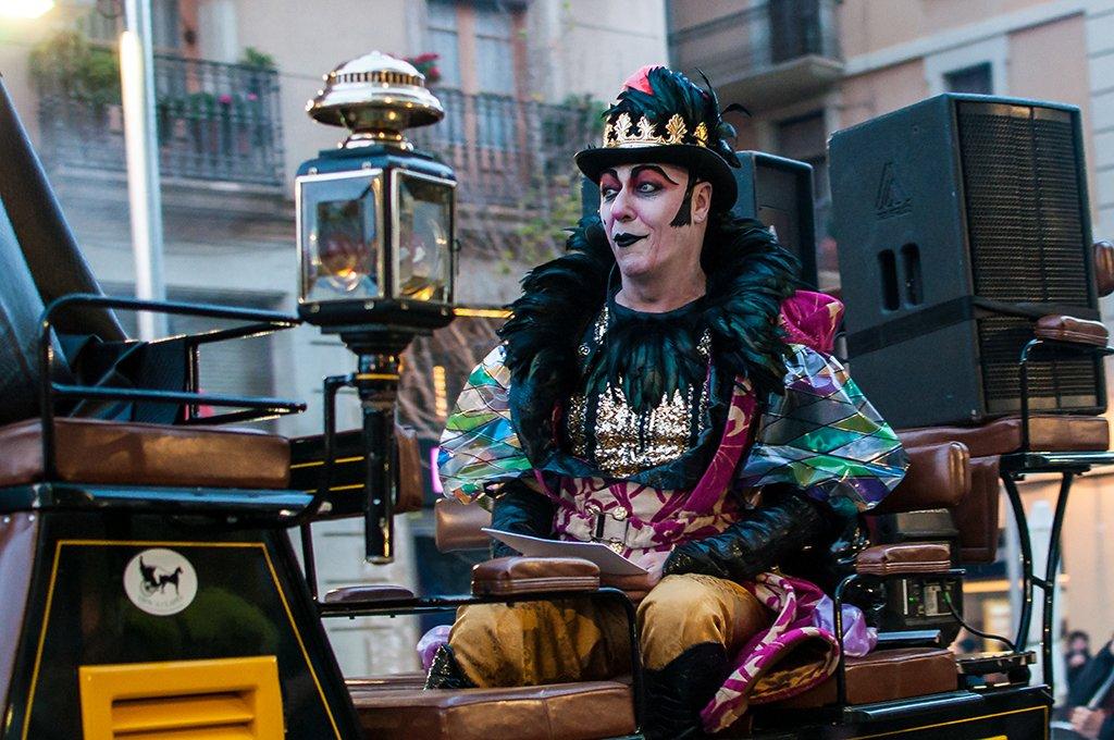 71/365: El Rey Carnaval / King Carnival by jborrases