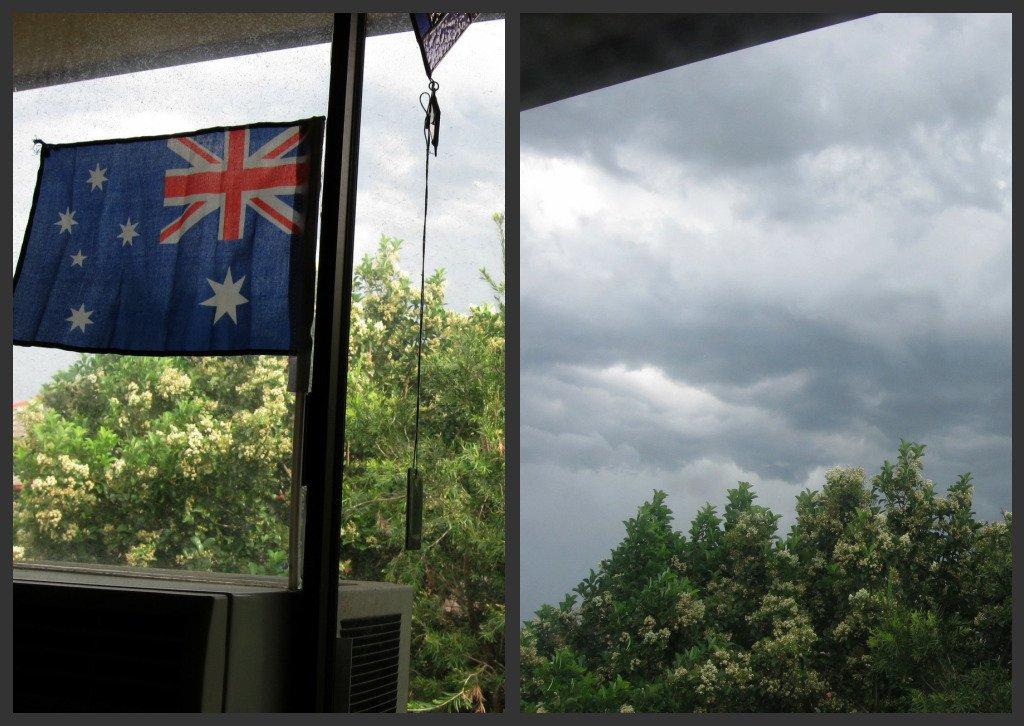 Outside My Window by mozette