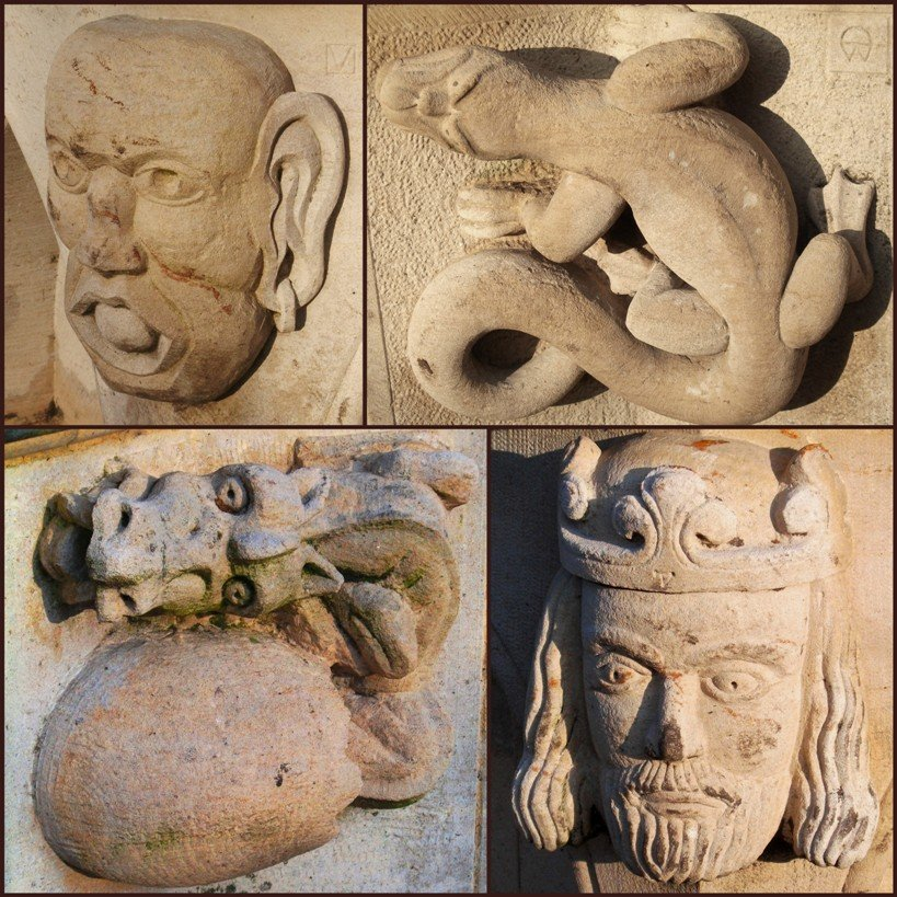 Stone Carvings by fishers
