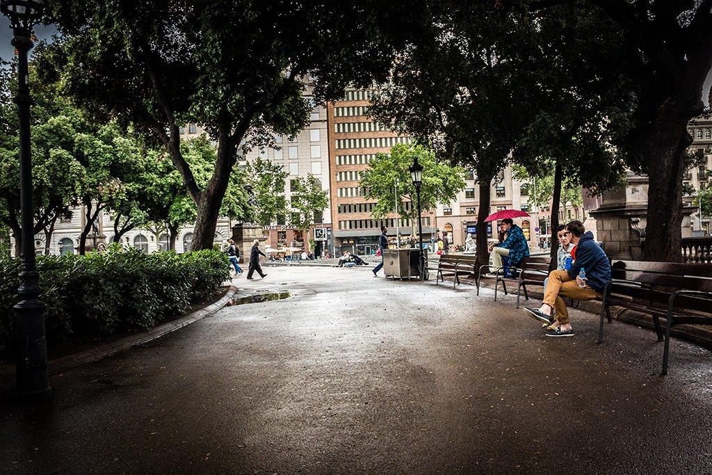 Plaça Catalunya by jborrases