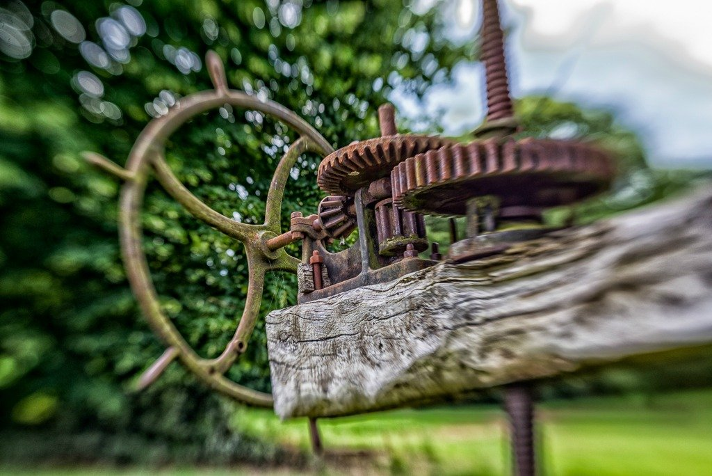 Cider Press... by vignouse