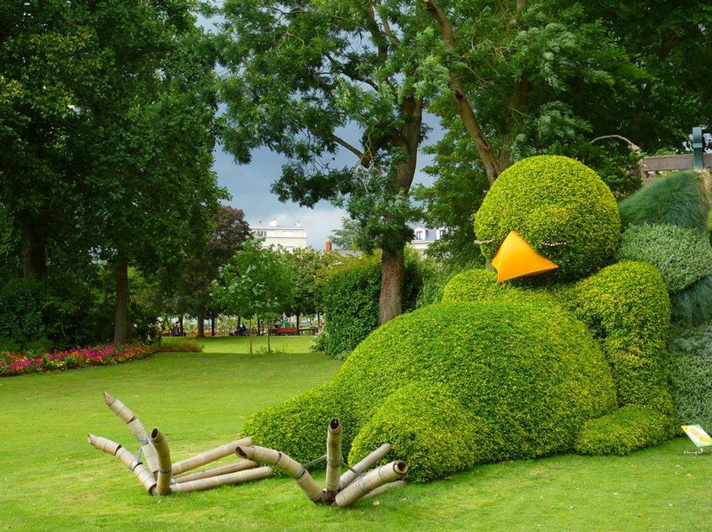 le Jardin Botanique by quietpurplehaze