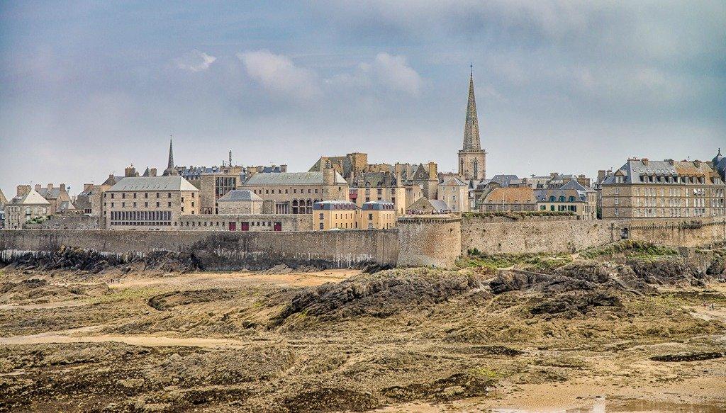 Saint Malo Intra Muros... by vignouse