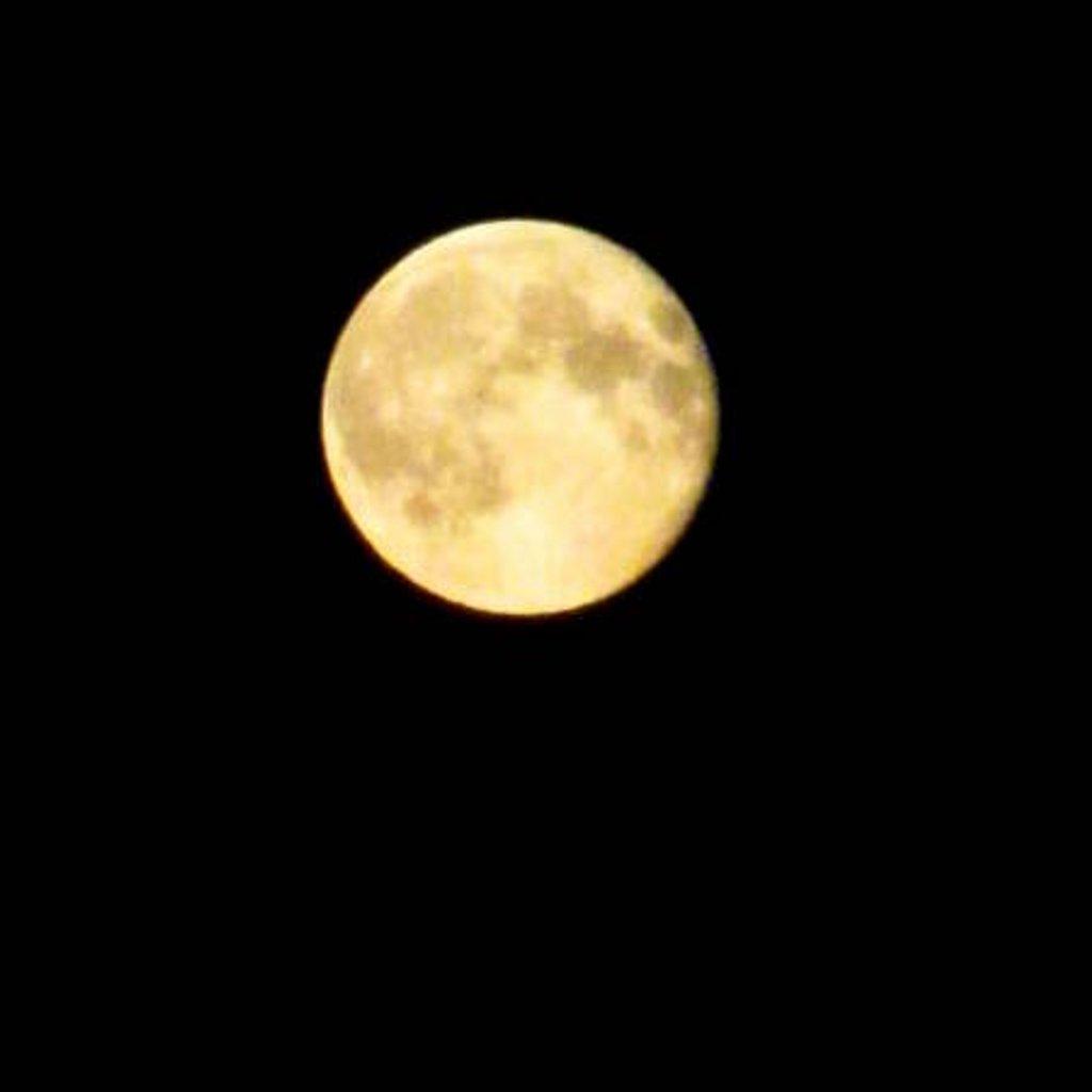 super moon by filsie65