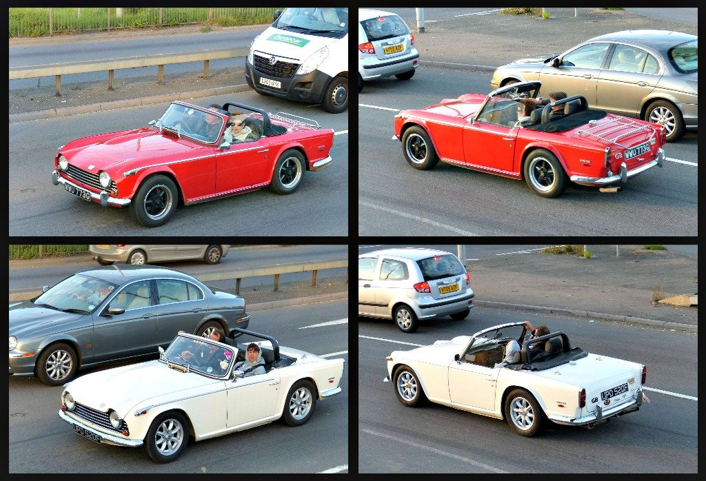 Triumph TR4 Convertibles 1961-1965 by snoopybooboo