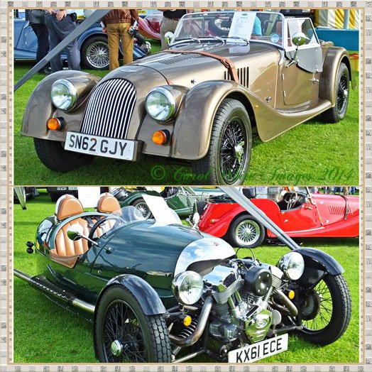 Morgan Cars,Pistons And Props,Sywell Aerodrome by carolmw