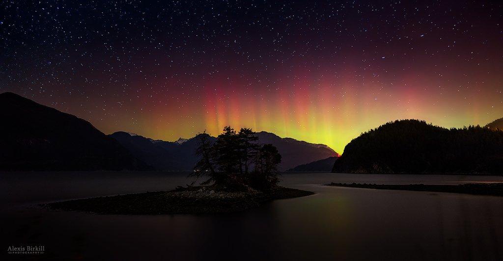 The Return of the Aurora Borealis by abirkill