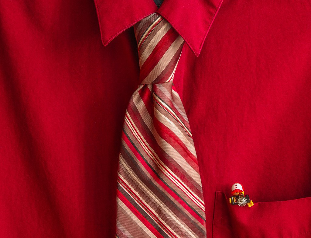 (Day 16) - Red Stripes by cjphoto