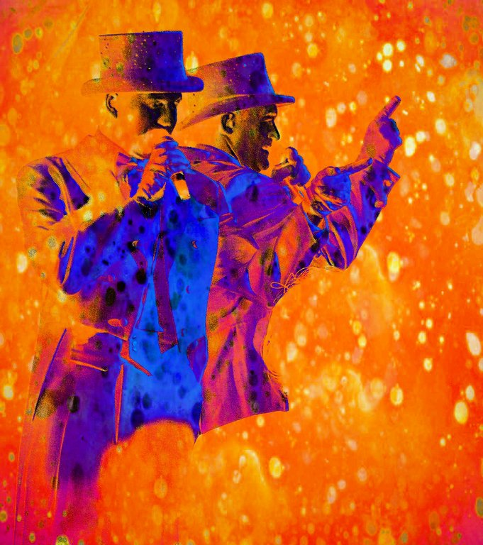 076 - The Entertainers by bob65