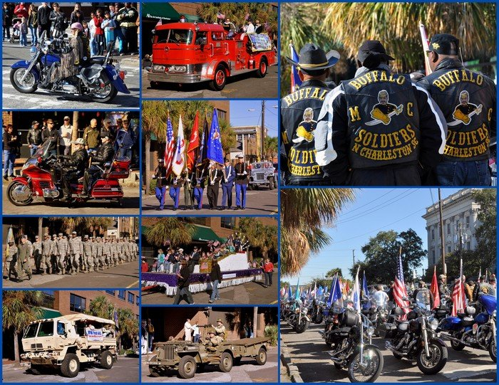 Veteran's Day Parade by stownsend