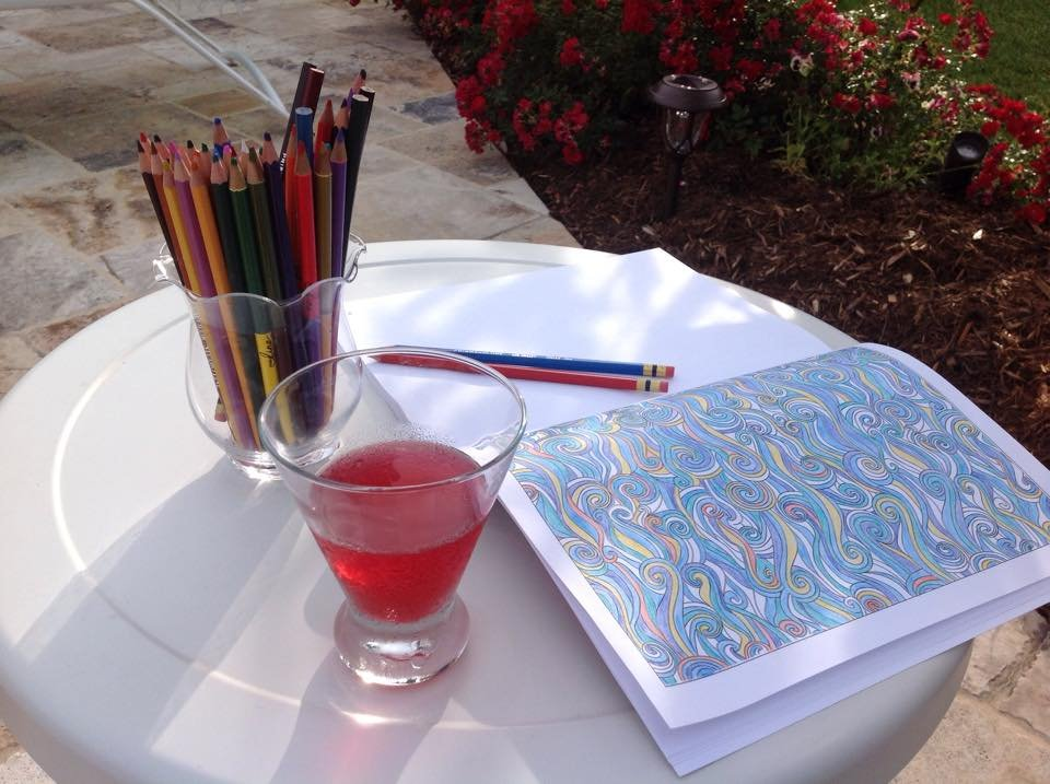 Coloring With a Cosmo! by thendrix58