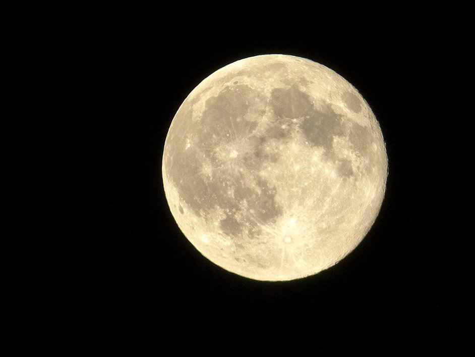 Blue Moon 108° East in Lunenburg NS by Weezilou