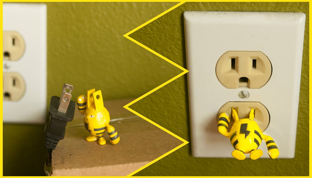 (Day 190) - Plugged In! by cjphoto