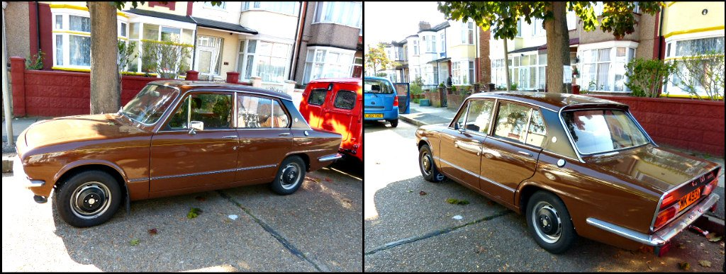 Triumph Dolomite 1500 Automatic (1971) by snoopybooboo