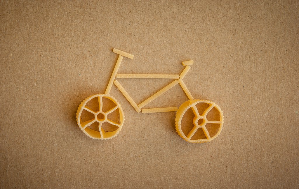 (Day 243) - Bicycle Pasta! by cjphoto