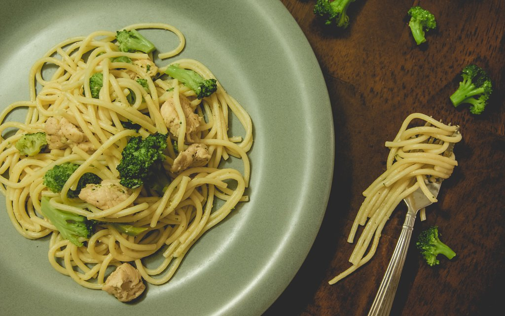 (Day 250) - Pasta for Dinner! by cjphoto