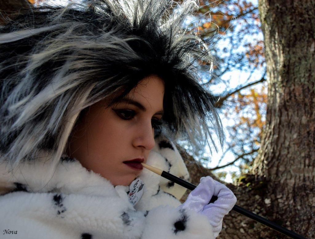 Ms. Cruella de Vil (aka my girl) by novab