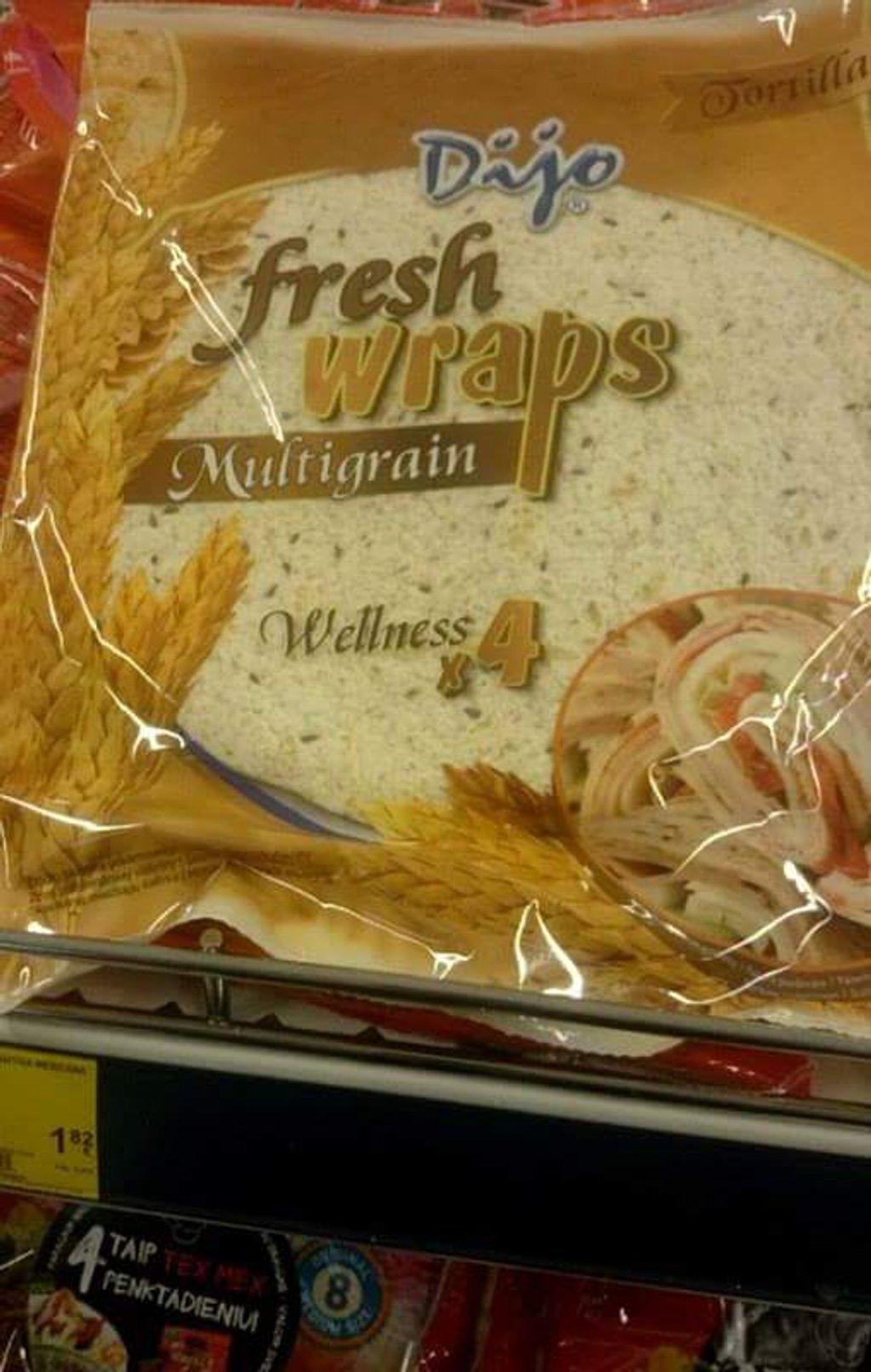 Mc'wrappin by icetiz