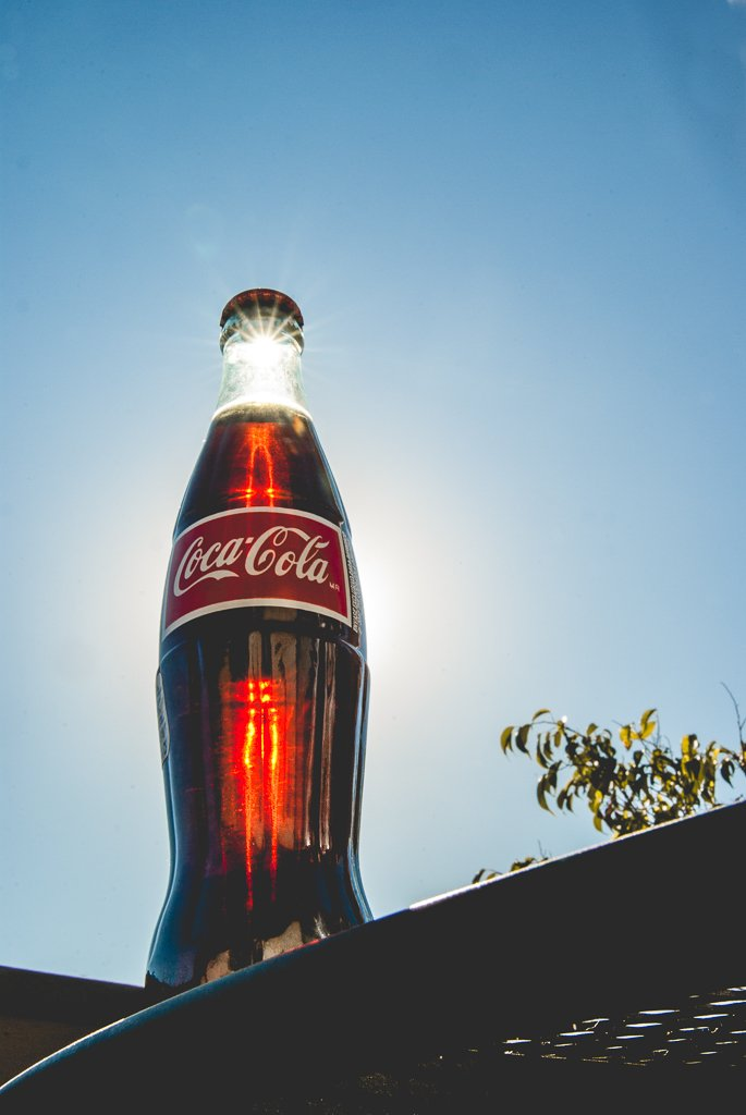 (Day 281) - Sunshine & Coke by cjphoto
