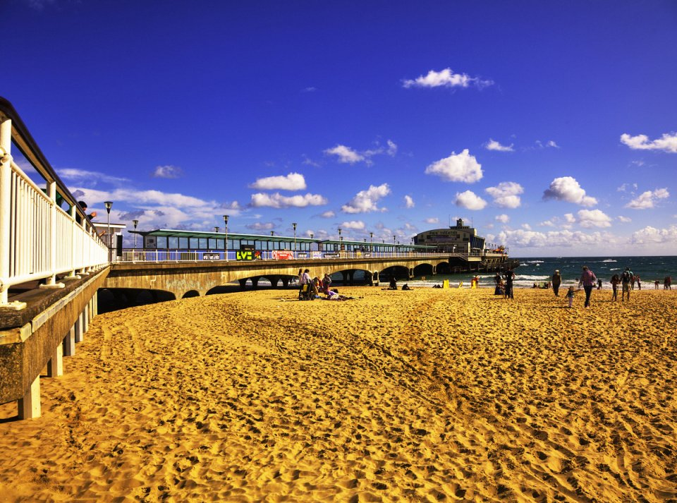 Bournemouth Pier..... by brickmaker