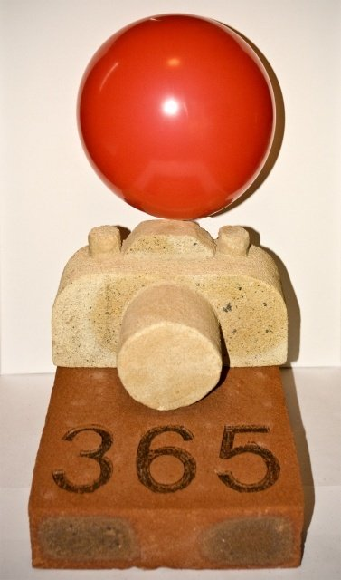 365th Blip..... by brickmaker