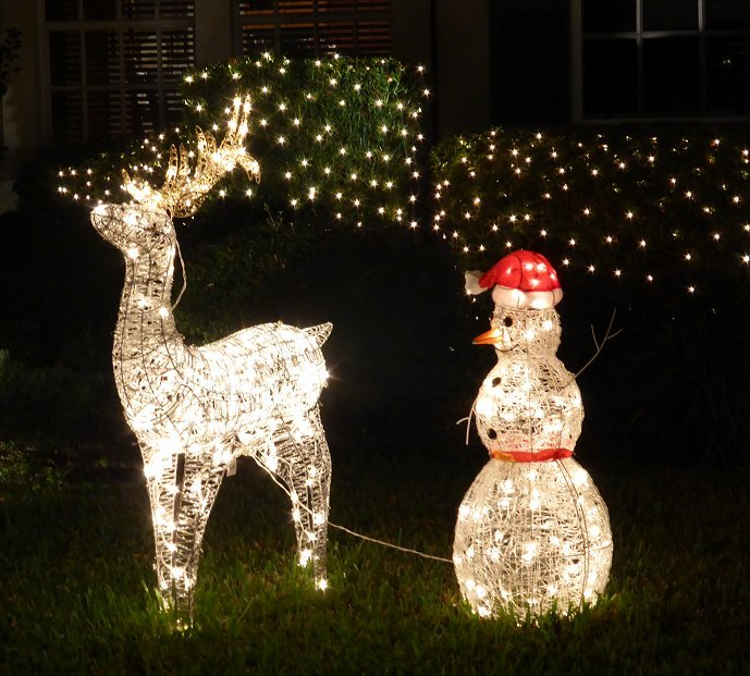 Christmas lights by mimiducky