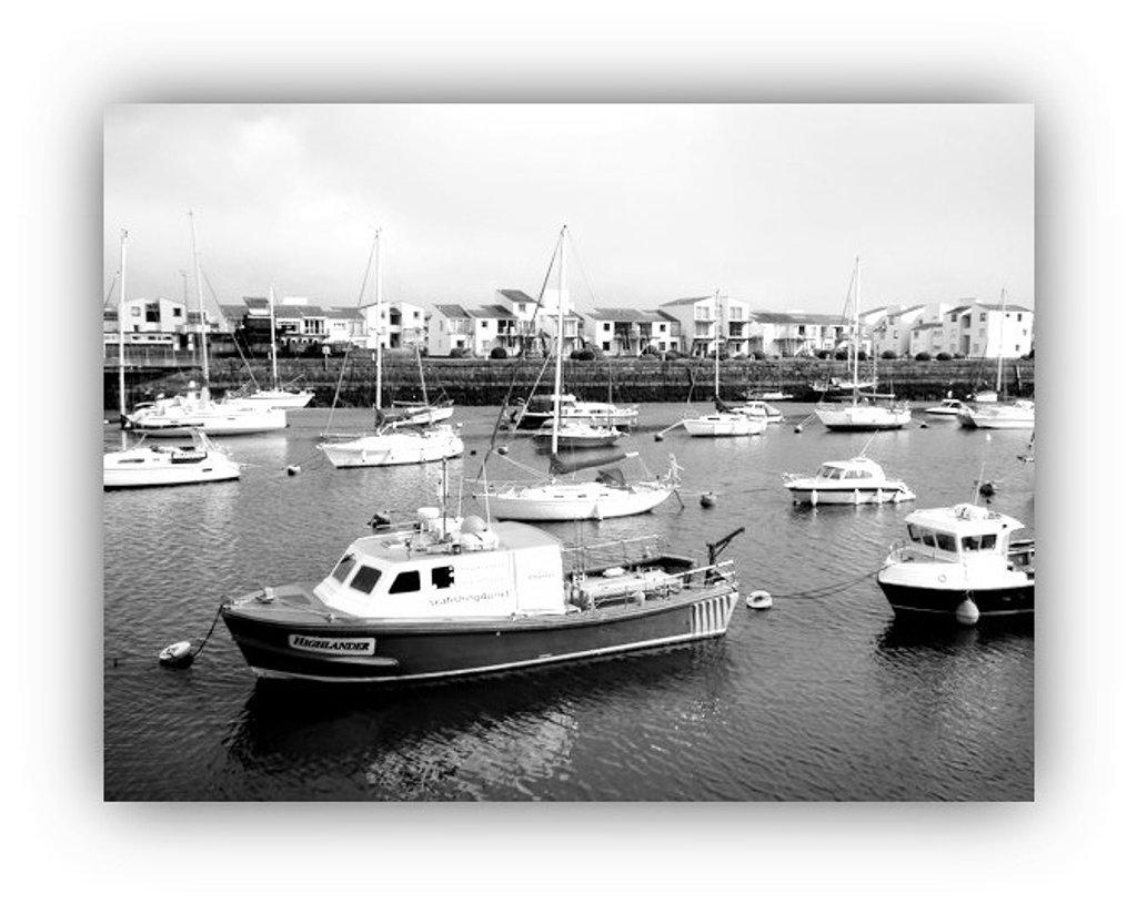Boats  by beryl