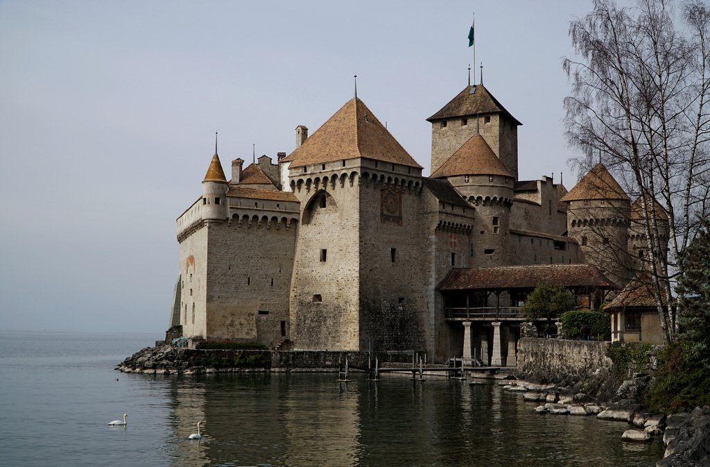 043 - Château de Chillon, Lake Geneva by bob65
