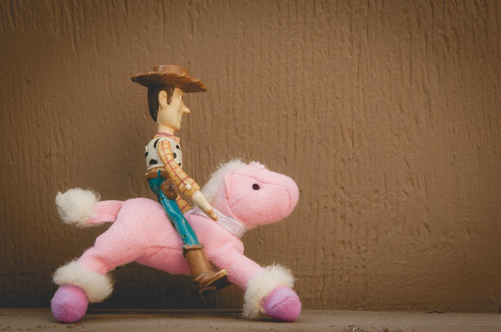 (Day 105) - Pony Express by cjphoto