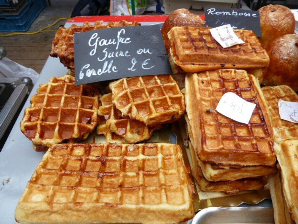 Belgian Waffles by cmp