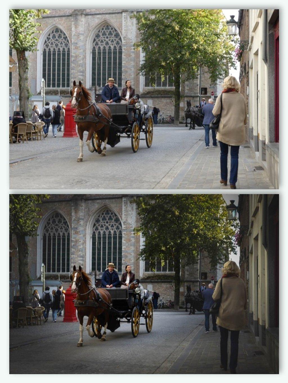 Editing Brugge photos 💯 😊 days -  Day 16 by bizziebeeme