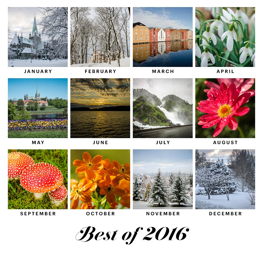 Best of 2016 by elisasaeter