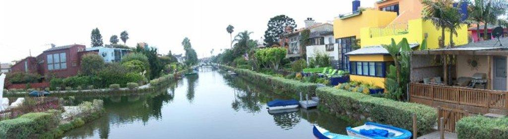 Venice Canals by jnadonza
