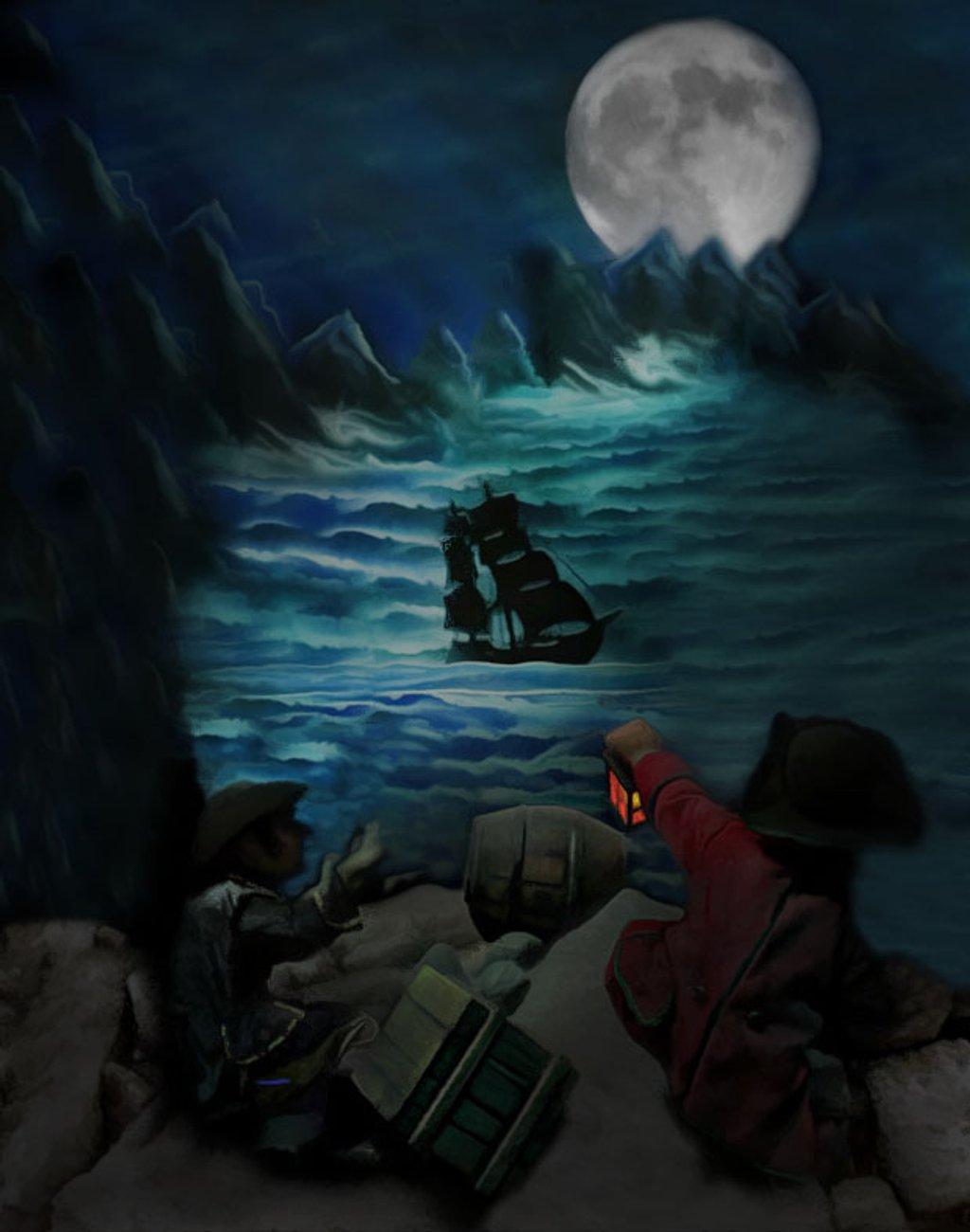 There be Pirates by jesperani