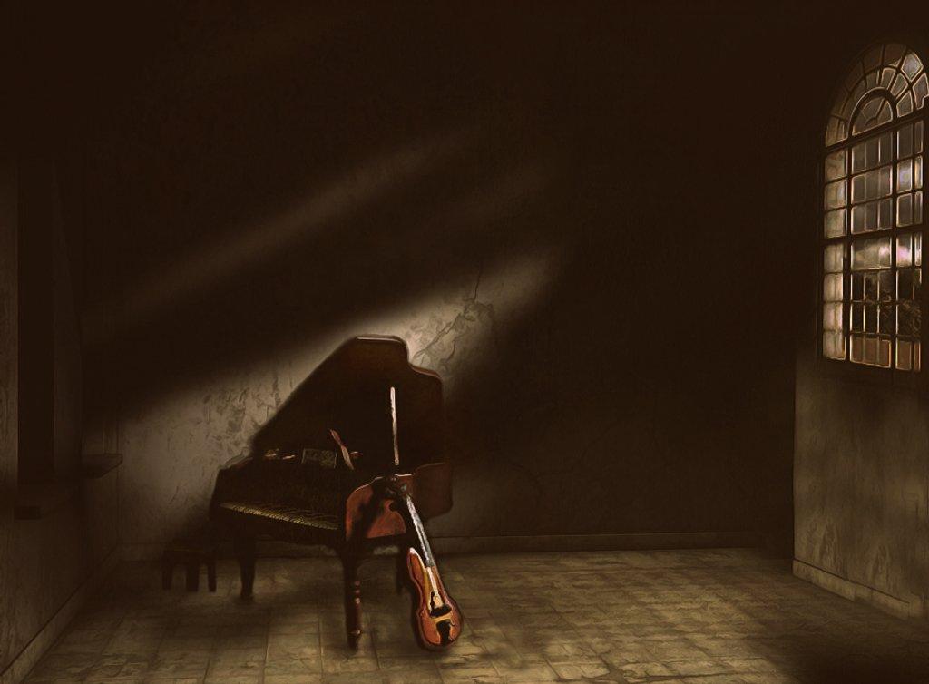 Musical Abandon by jesperani