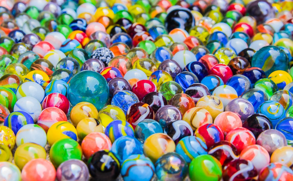(Day 107) - I Didn't Lose My Marbles! by cjphoto