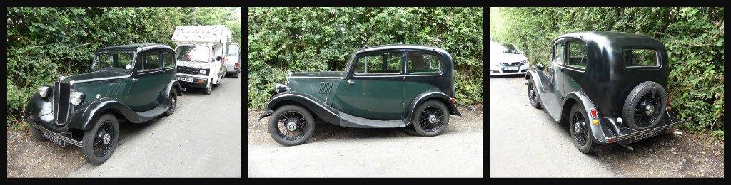 Morris 8 (1935) by snoopybooboo