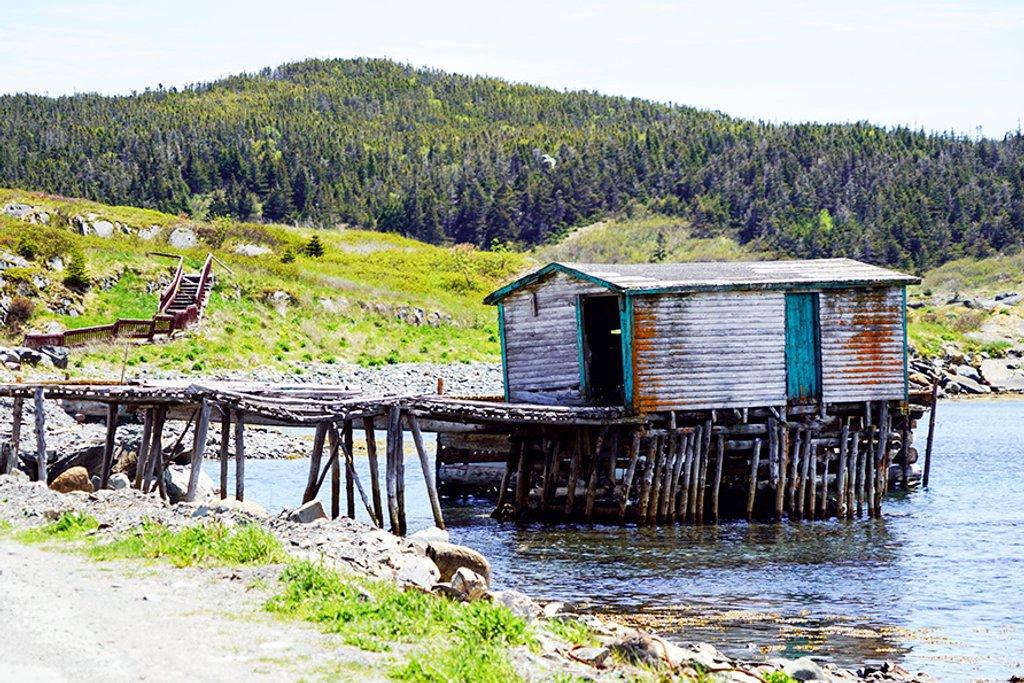 Rustic Newfoundland by Weezilou