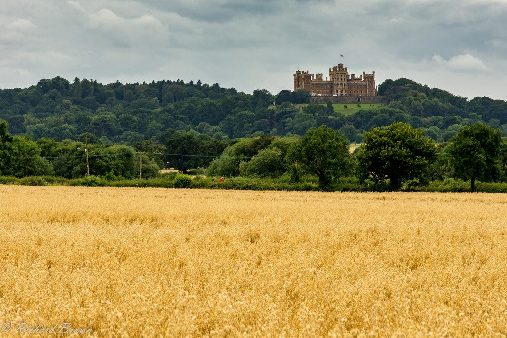 Belvoir Castle  by rjb71