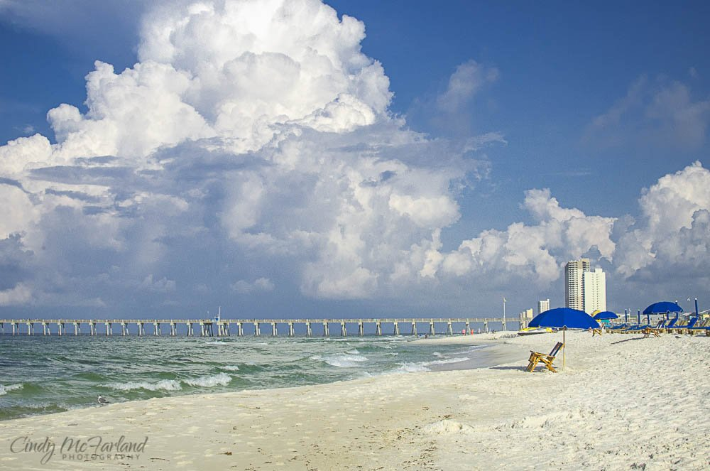 Panama City Beach #12 by cindymc