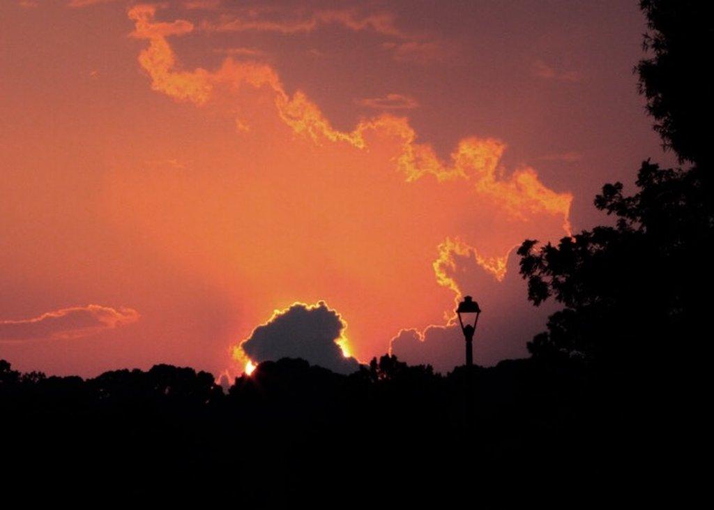 Sunset by jnorthington