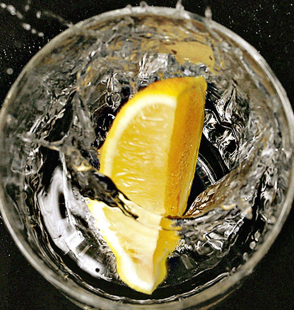 lemon splash by gq