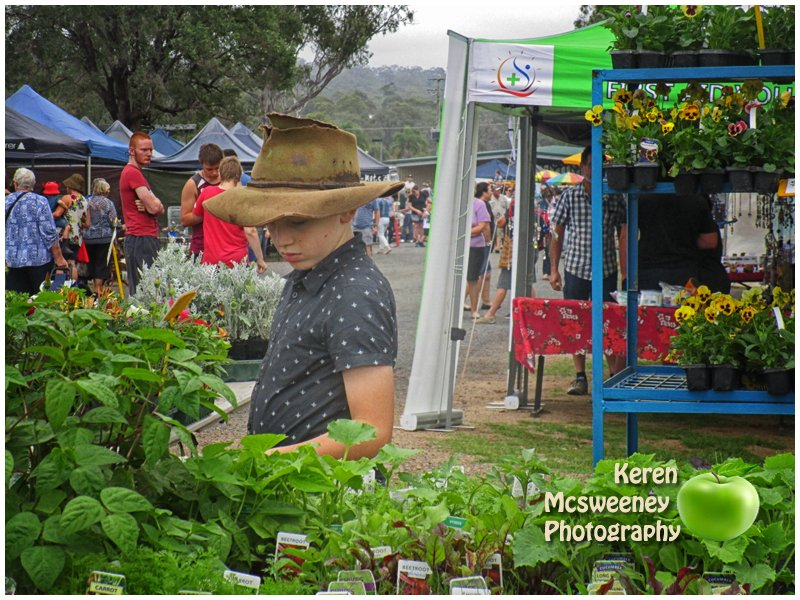 At Nanango country market by kerenmcsweeney