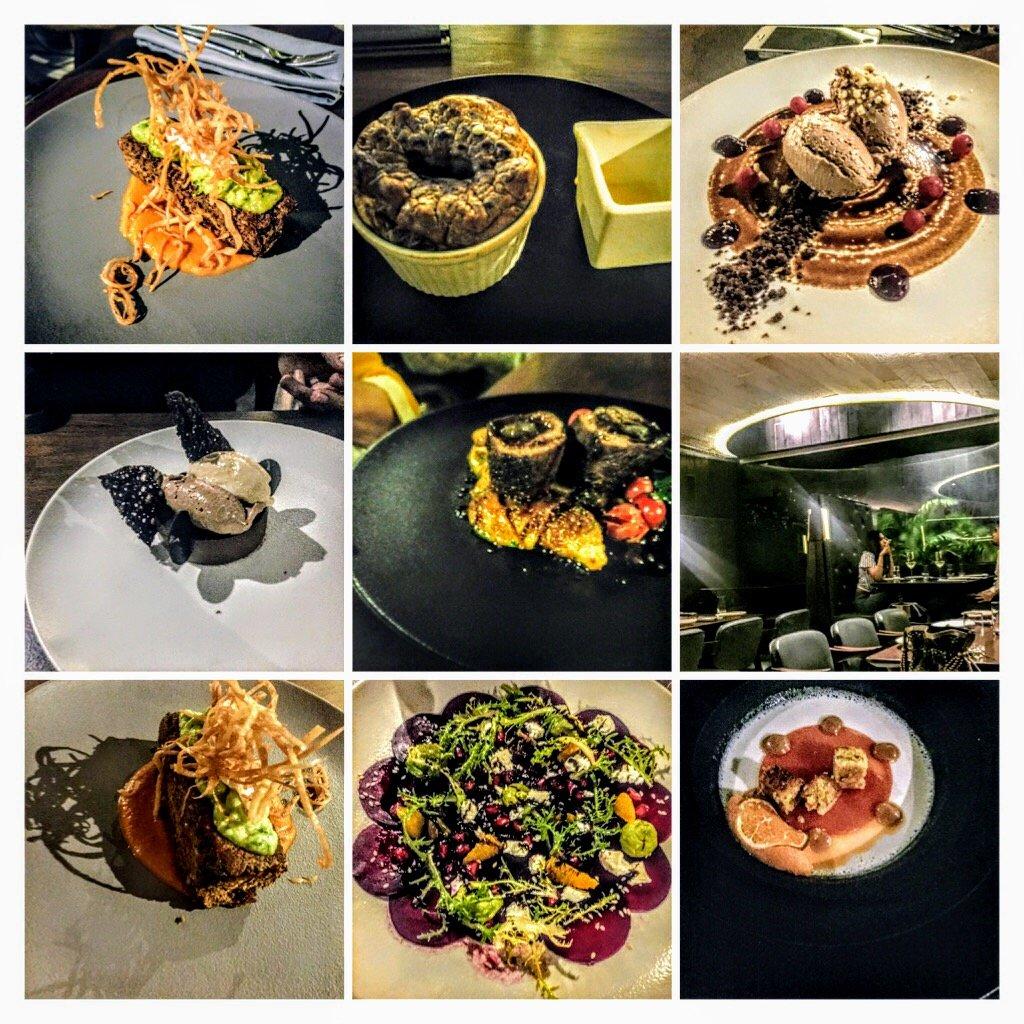 COLLAGE - restaurant week in Mumbai  by veengupta