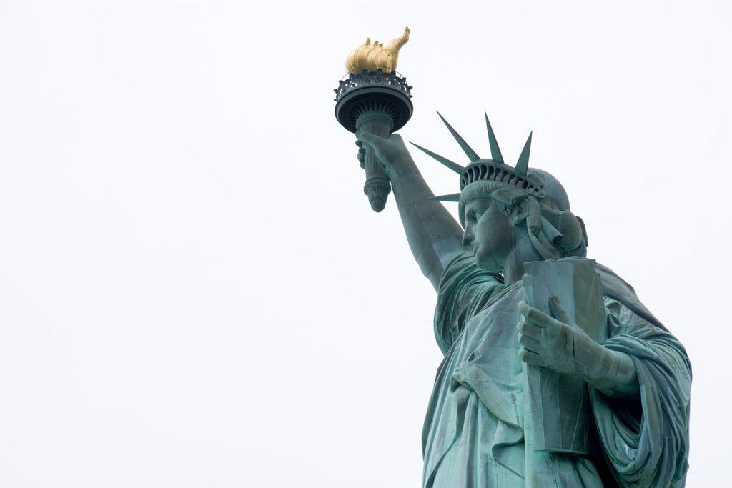 Statue of Liberty by ksmale