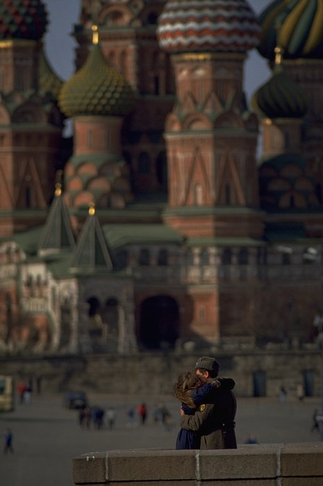 02 From Russia With Love - Romance in Moscow by travel