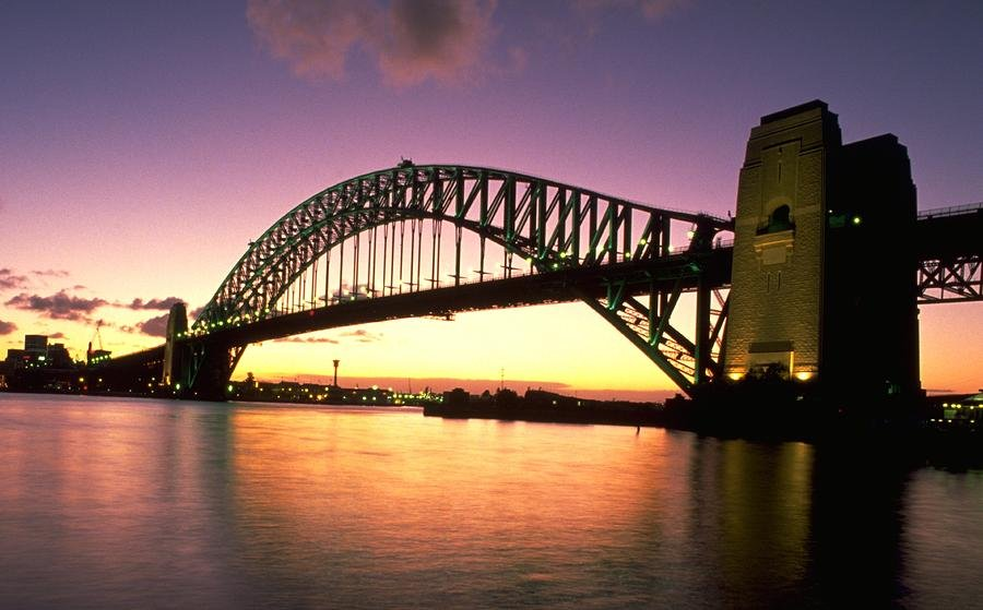 05 Sydney Harbour Bridge - NSW, Australia by travel